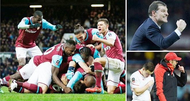 ĐIỂM NHẤN West Ham 2-1 Liverpool: Sturridge trở lại. Payet xứng đáng được ca ngợi. Người hùng Ogbonna