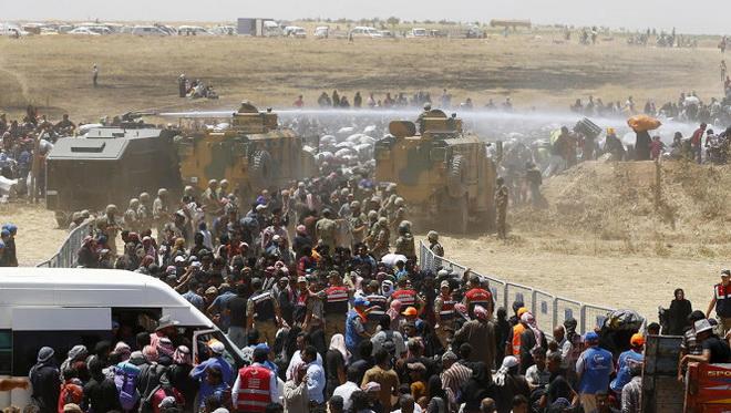 Rắc rối to: Lính Thổ Nhĩ Kỳ bị sát hại trong cuộc va chạm với người nhập cư