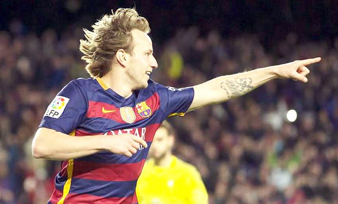 Ở Barca, trừ 'MSN', không ai hơn Rakitic