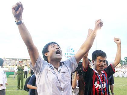 Chất Nghệ ở bóng đá Việt