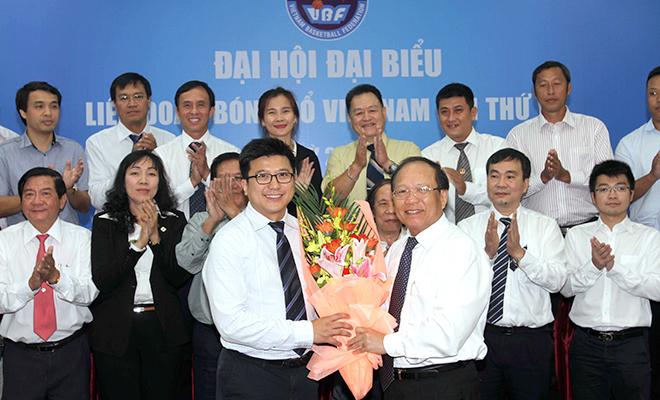 Bóng rổ Việt Nam thêm cơ hội phát triển