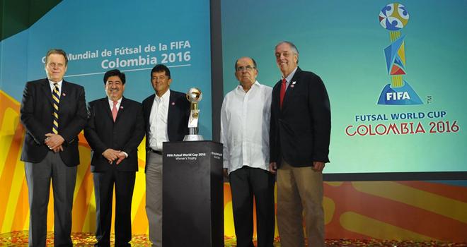 Những điều cần biết về FIFA Futsal World Cup 2016