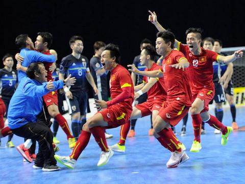 AFC chúc mừng Futsal Việt Nam, HLV Nhật Bản nhận thất bại