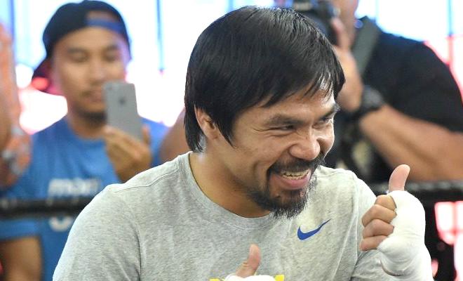 Pacquiao mất rất nhiều, không chỉ hợp đồng với Nike