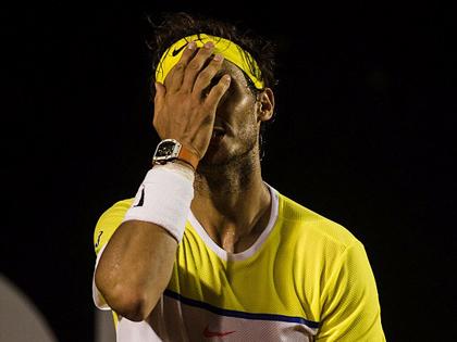 Rafael Nadal thua hai trận Bán kết chỉ trong 1 tuần