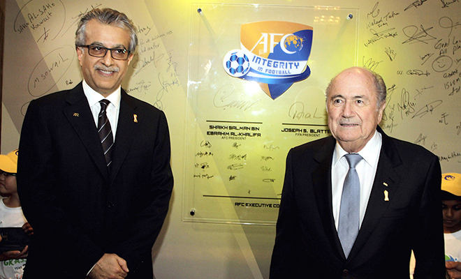 Những điều cơ bản nhất về bầu cử Chủ tịch FIFA