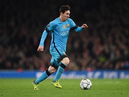 ĐIỂM NHẤN: Khi Suarez và Neymar vô duyên, Messi là khác biệt. Sanchez chỉ là nỗi thất vọng