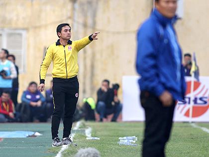 HLV Nguyễn Đức Thắng không sợ thất bại