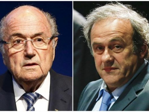FIFA giảm án cấm hoạt động bóng đá cho Blatter và Platini xuống còn 6 năm