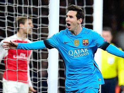 Barca, 'ông vua' trong hiệp 2