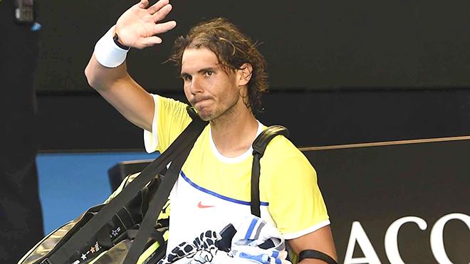 Bây giờ không ai sợ Nadal nữa…