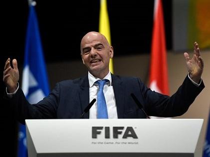 KẾT QUẢ bầu cử chủ tịch FIFA: Gianni Infantino trở thành tân chủ tịch của FIFA