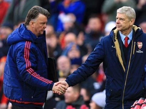 Arsene Wenger: 'Đừng bảo Man United chỉ chơi với đội hình trẻ'