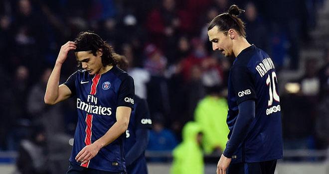 Thua Lyon, PSG chấm dứt mạch 36 trận bất bại