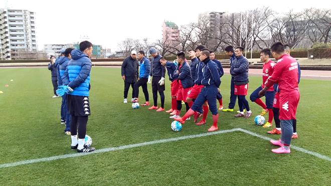 17h30 ngày 1/3 sân Ajinomoto, FC Tokyo – B.Bình Dương: 'Đông cứng' trên xứ Phù tang?