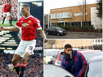 Hiện tượng của Man United: Nghiêm túc như Scholes, Rashford sẽ tiến xa