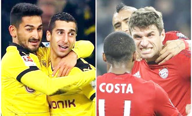 Dortmund và Bayern: Thống trị đã chán chưa?