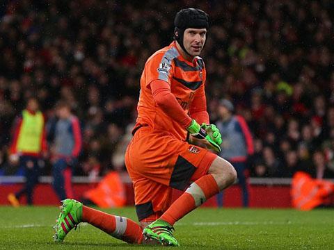 Petr Cech và Koscielny chấn thương, lỡ trận derby London với Tottenham