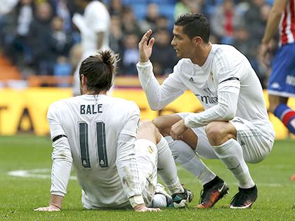 Real Madrid: Sợ chấn thương hơn cả Barca, Atletico