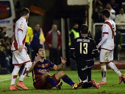 Nỗi ám ảnh của Barca: Messi, Suarez và Neymar đá hỏng đến 7 quả penalty ở mùa này