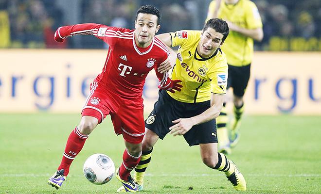 00h30, 06/3, Dortmund - Bayern (Lượt đi: 1-5): Không thắng Bayern bây giờ, thì bao giờ?