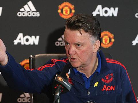 Van Gaal: 'Tôi ghét Super League. Champions League cũng là rác rưởi'
