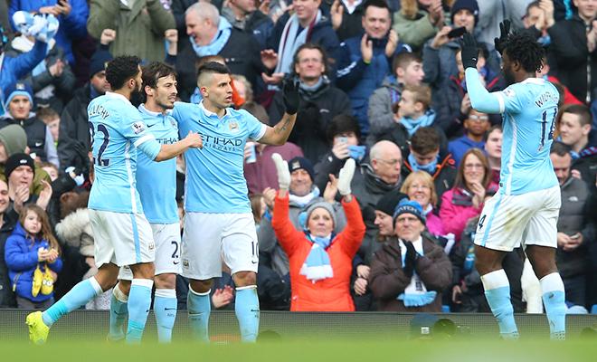 Man City: Chưa thể mừng khi thắng Aston Villa