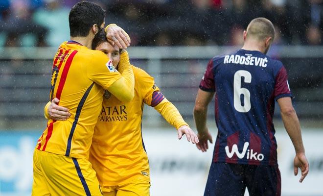 'Với Messi, những tình huống vô hại cũng thành bàn'
