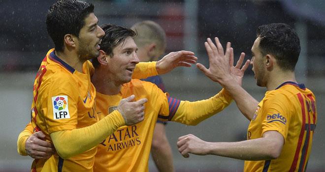 Báo thân Real Madrid nghiêng mình trước nụ cười của Messi