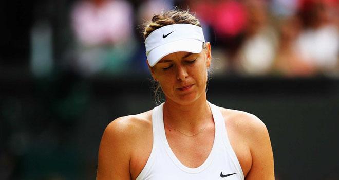 Nike ngưng hợp đồng trị giá 70 triệu USD với Sharapova