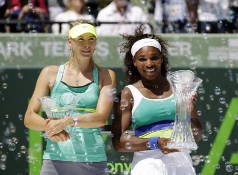 Serena Williams: 'Sharapova đã hành động dũng cảm'