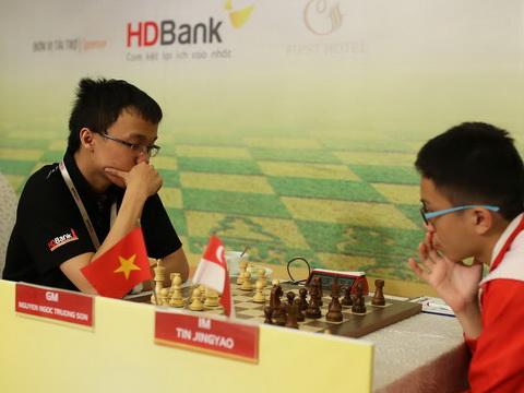 Khai mạc giải cờ vua quốc tế HD Bank 2016: Vắng Quang Liêm, Trường Sơn trổ tài