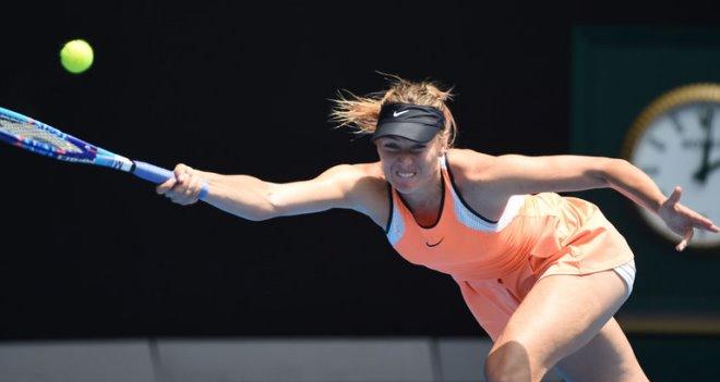 Sharapova còn nhiều cơ hội sớm trở lại với quần vợt