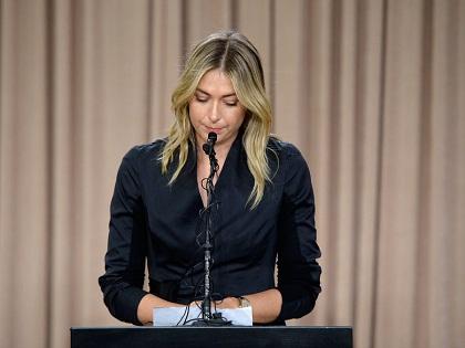 Maria Sharapova phản ứng dương tính với doping: Đoạn kết buồn của một ngôi sao