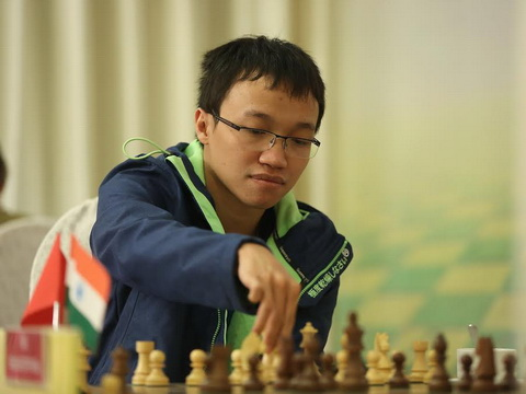Giải cờ vua quốc tế HD Bank 2016: Trường Sơn quyết bám đuổi