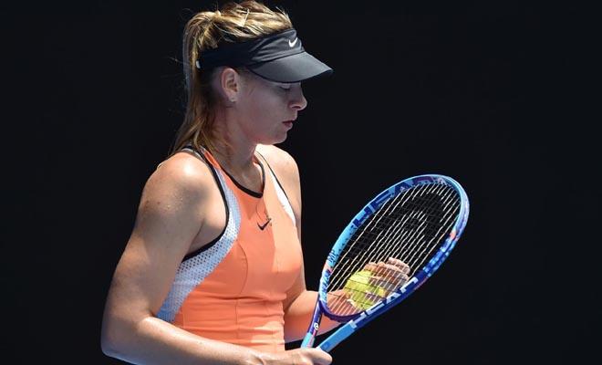 Dính scandal doping, Sharapova vẫn được gia hạn hợp đồng tài trợ