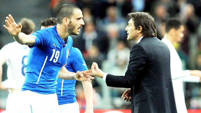 Conte có đưa Bonucci tới Chelsea?