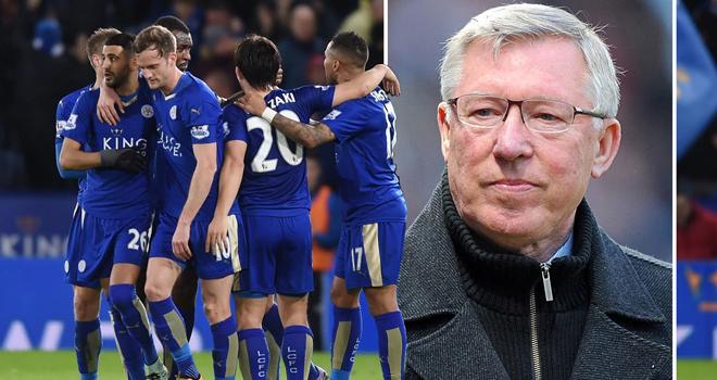 Sir Alex Ferguson: 'Leicester sẽ vô địch Premier League sớm 3 vòng'