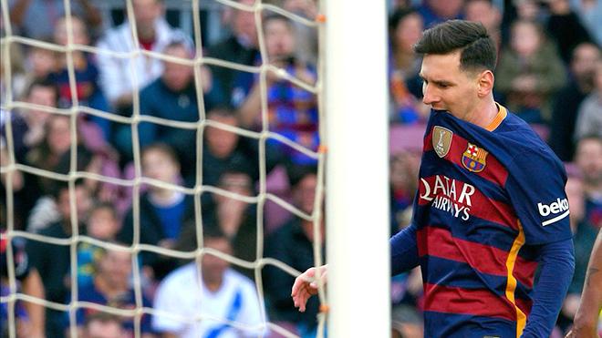 Leo Messi: Càng thất bại trên chấm 11m, càng khó lường