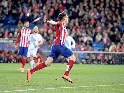 Atletico Madrid: Đã sẵn sàng cho mọi thử thách