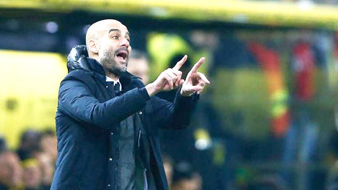 Vì sao Pep Guardiola cực sợ bóng đá phản công?