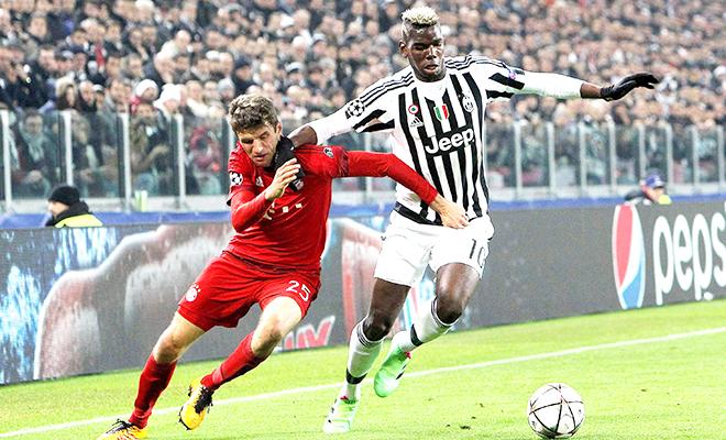 02h45 ngày 17/3, Bayern Munich - Juventus (lượt đi 2-2): Cuộc lật đổ ngoạn mục của Juve?