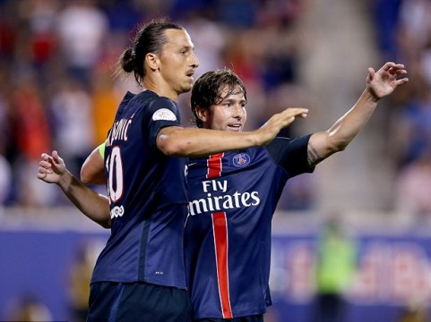 Ibrahimovic & Maxwell: Từ lần nhẵn túi tới tình bạn đẹp nhất làng bóng đá