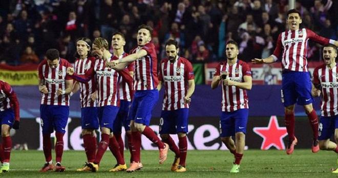 Barca và Real Madrid cũng không muốn gặp Atletico ở Tứ kết Champions League