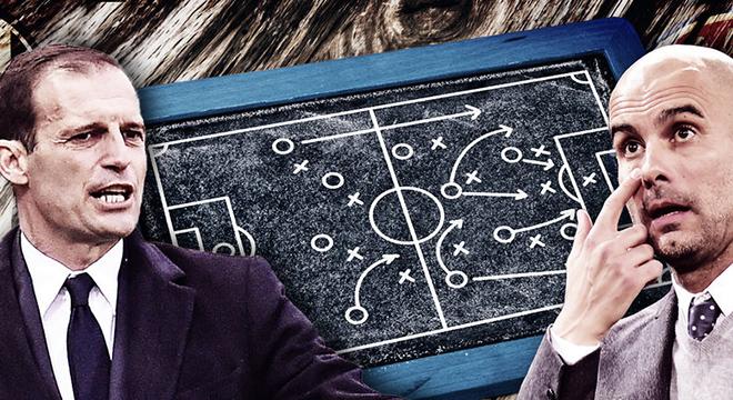 GÓC MARCOTTI: Chiến thuật thiên tài của Allegri và di sản vĩ đại của Guardiola