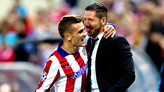 Atletico: Đối thủ của Barca 'lầy' nhất Champions League