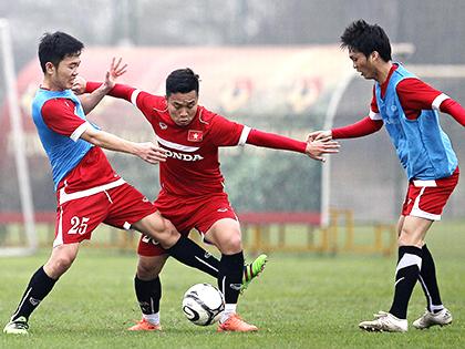19h00 ngày 19/3, Đội tuyển Việt Nam – Than Quảng Ninh: Định hình lối chơi, chờ bàn thắng