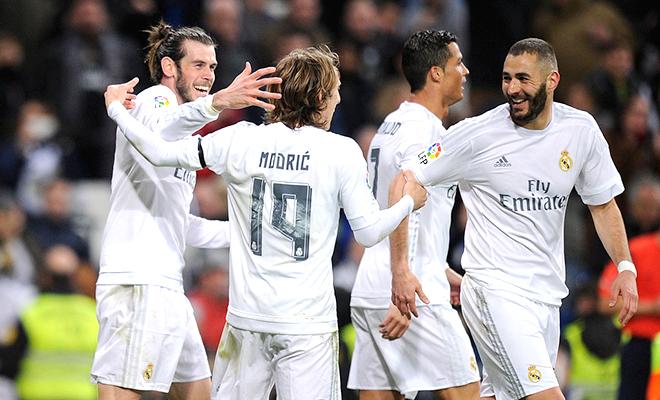 Real Madrid đã sẵn sàng làm khách của Barcelona!