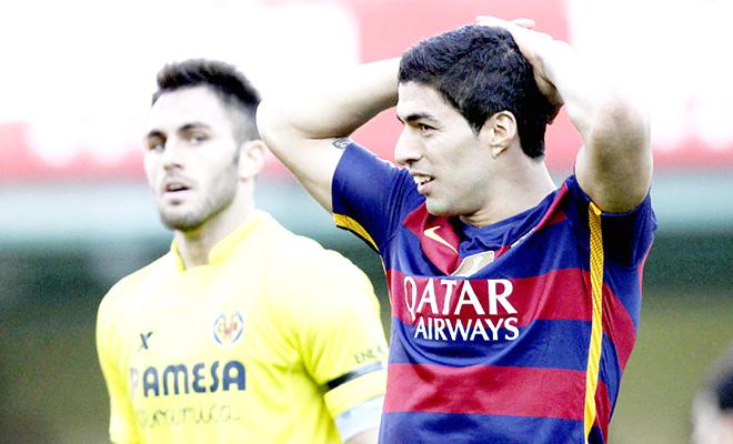 Barcelona đá như thể không muốn 'ăn ba'?