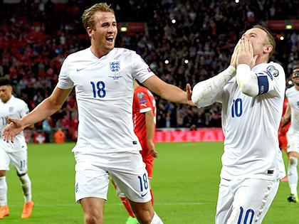 Hàng công tuyển Anh: Kane xứng đáng đá chính ở EURO hơn Rooney?